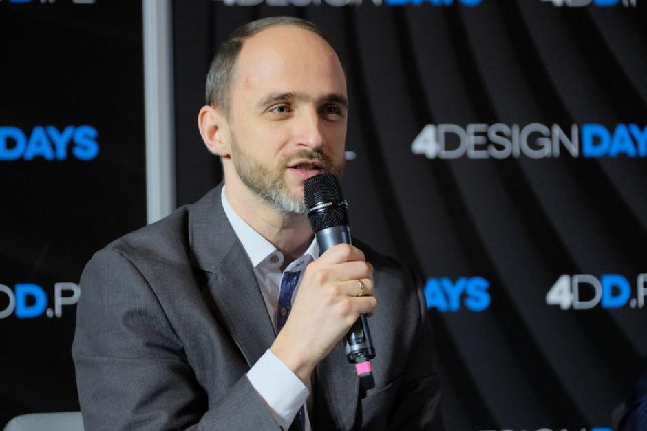 Błażej Abel, founder, CEO Landingi.com