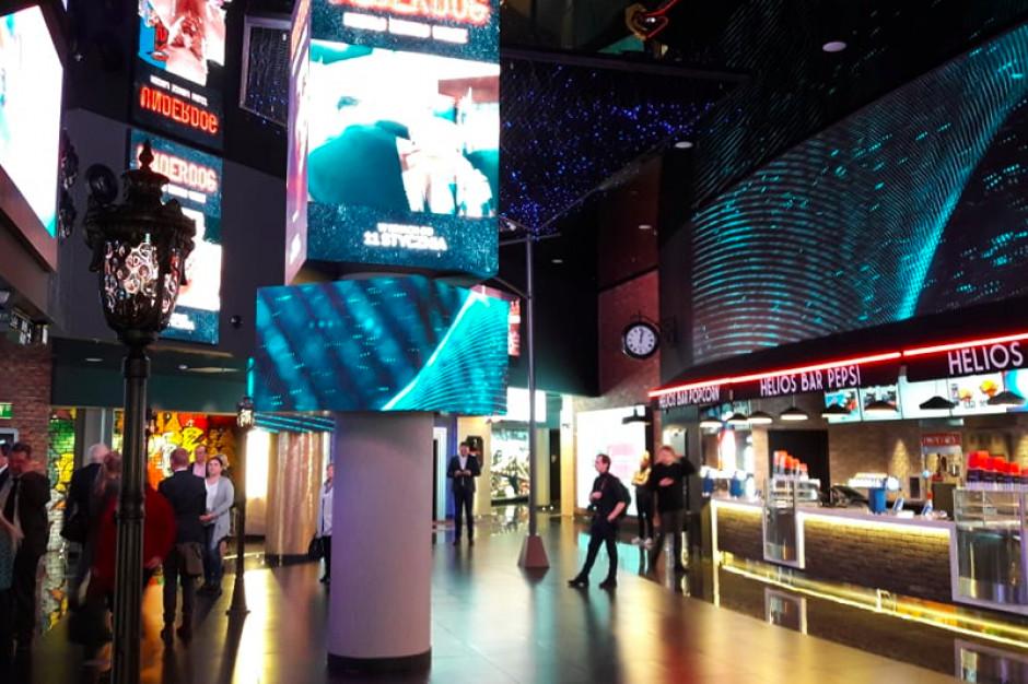 Times Square w Blue City. Helios otwiera pierwszy multipleks w Warszawie