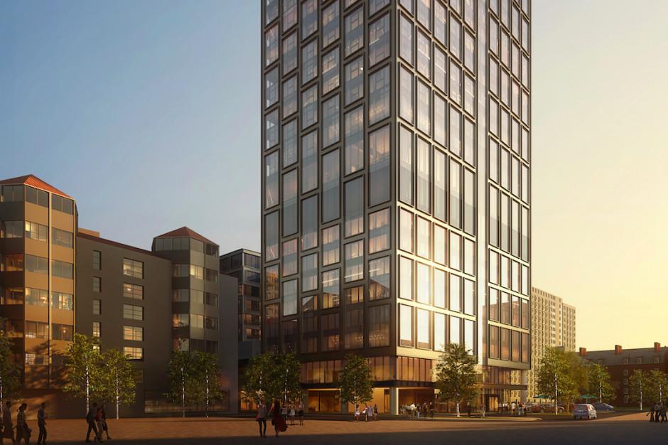 Hotel i apartamenty w nowoczesnej oprawie. Znamy szczegóły projektu Liberty Tower