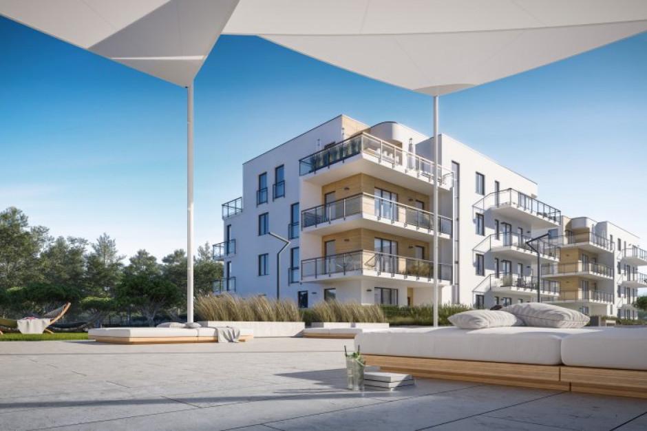 Nexo: kameralny apartament na klifie na własność lub wynajem