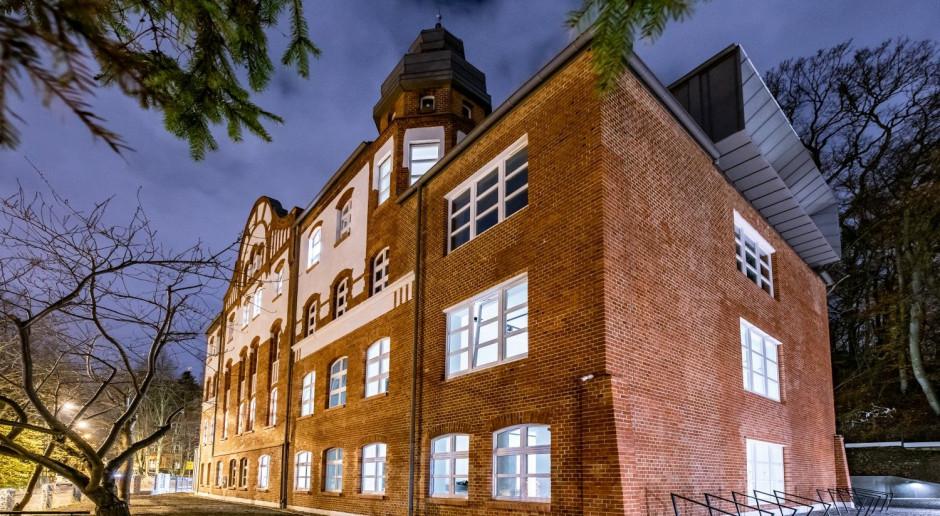 Gdański Harward już otwarty. Pierwsi studenci wprowadzą się już wkrótce