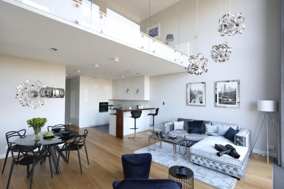 Tak wygląda luksusowe mieszkanie na wynajem