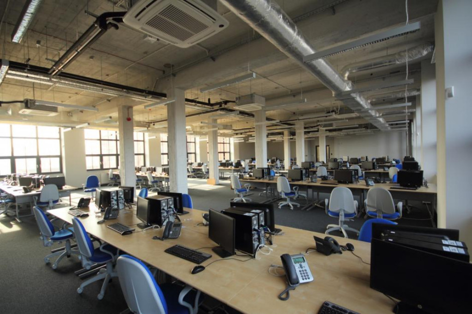 Coworking będzie rosnąć w temie 20 proc. rocznie