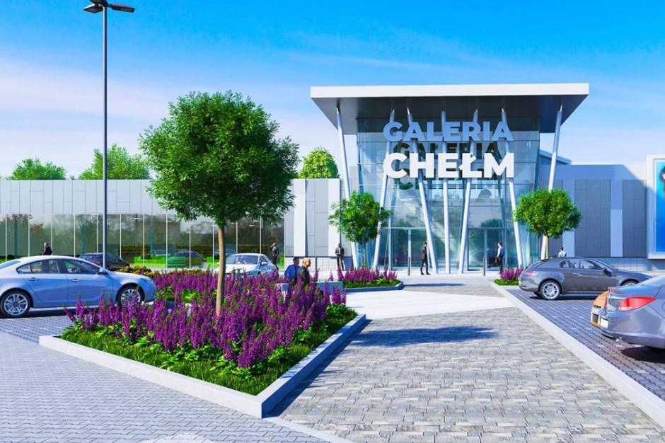 Rusza budowa Galerii Chełm
