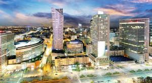 Centrum Warszawy na mocnych fundamentach stoi