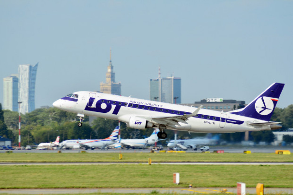 LOT uruchomił bezpośrednie połączenie z Krakowa do Bukaresztu