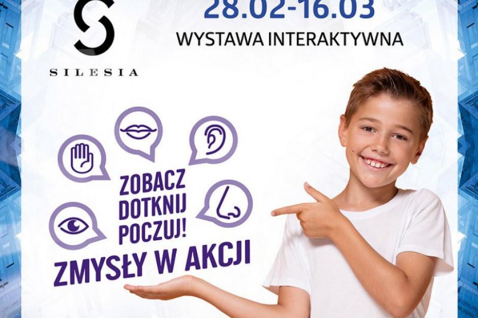 Zobacz, dotknij, poczuj – interaktywna wystawa w Silesia City Center