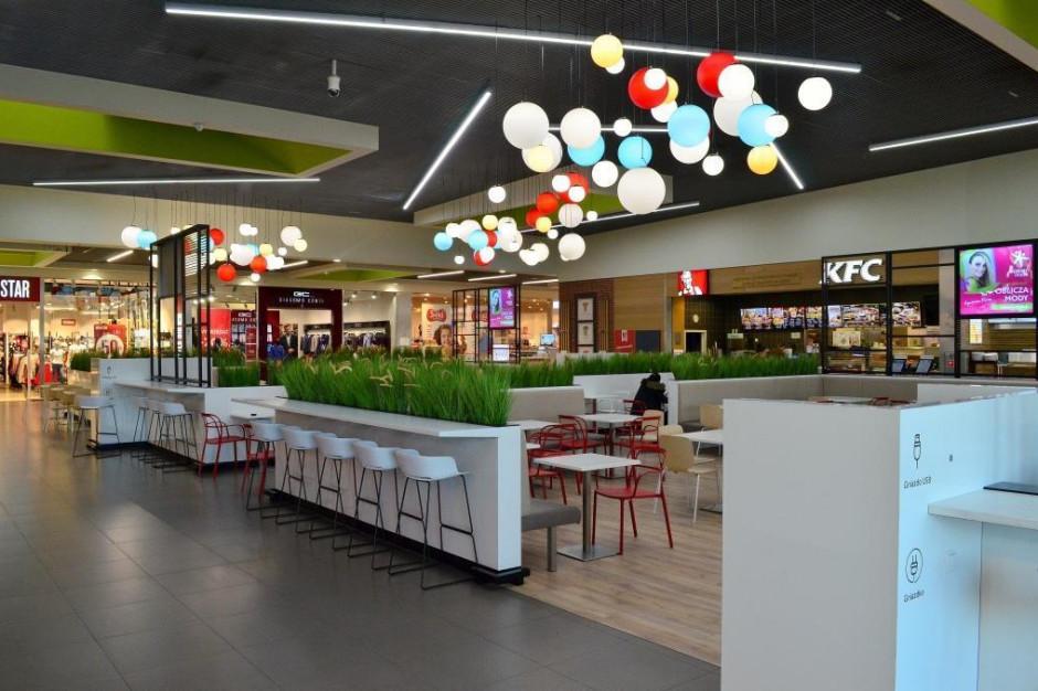 Strefa restauracyjna Gemini Park Tarnów w nowej odsłonie