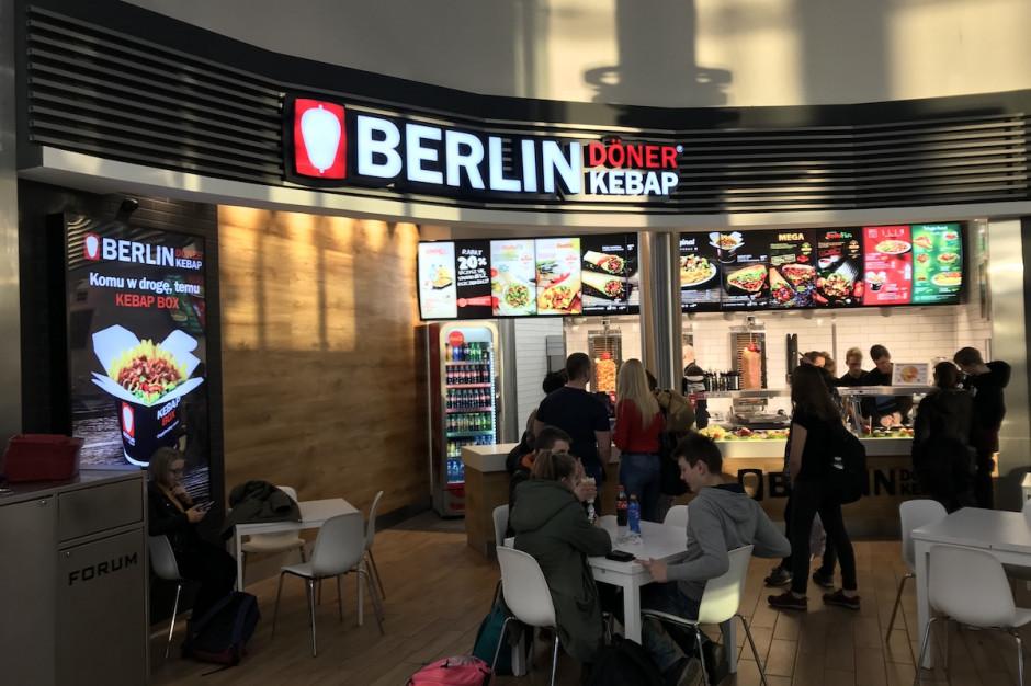 Gastronomiczny debiut w Gliwicach. Berlin Doner Kebap wchodzi do Forum