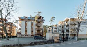 Kolejne etapy Rezydencji Park Mielno w budowie