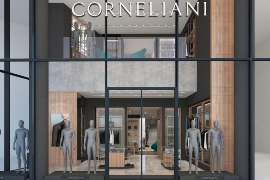Corneliani w Warszawie. Ekskluzywna marka włoska otwiera salon w Ethosie