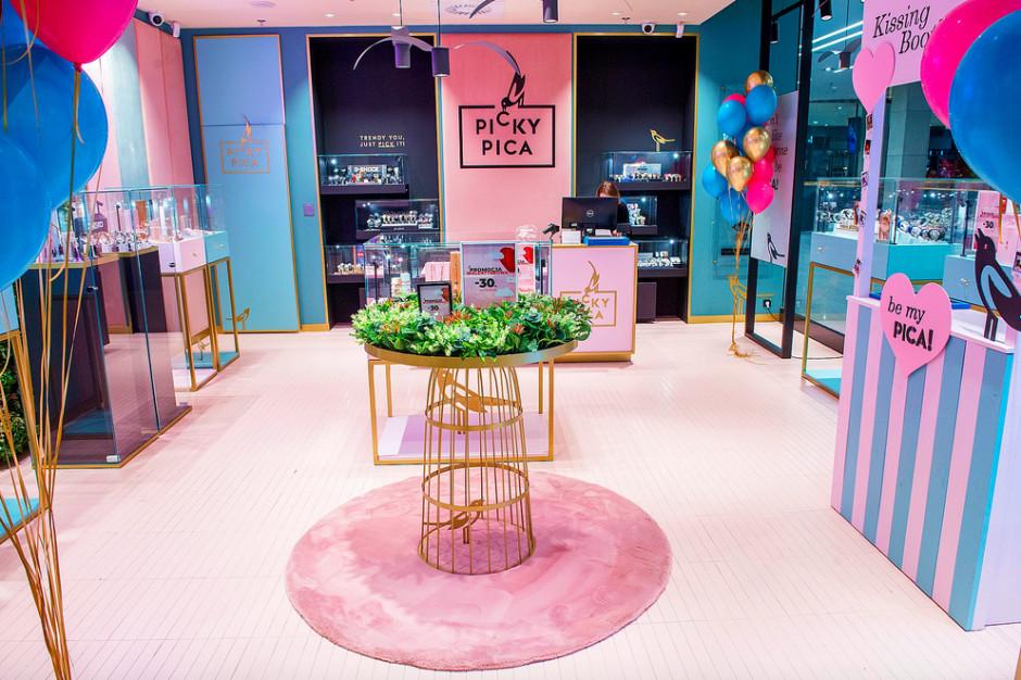 Debiut pełen kolorów - oto Picky Pica w Galerii Krakowskiej