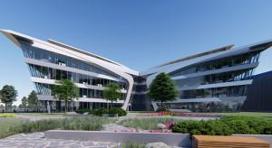 Tak będzie wyglądać nowy biurowiec Neuca w Toruniu