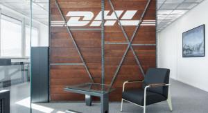Minimalistyczne i industrialne. Zobacz nowe biuro DHL