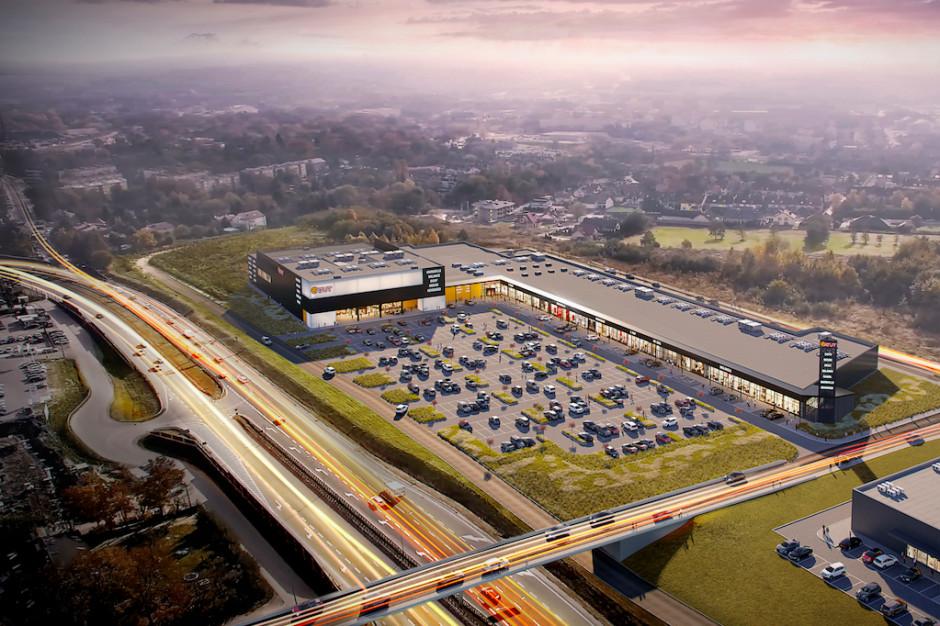 KG Group wybuduje centrum handlowe w Wieliczce