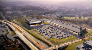 KG Group stawia na Wieliczkę. Nowe centrum handlowe na starcie