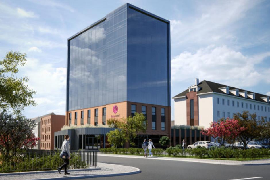 Nowy hotel Focus odlicza dni do startu przebudowy