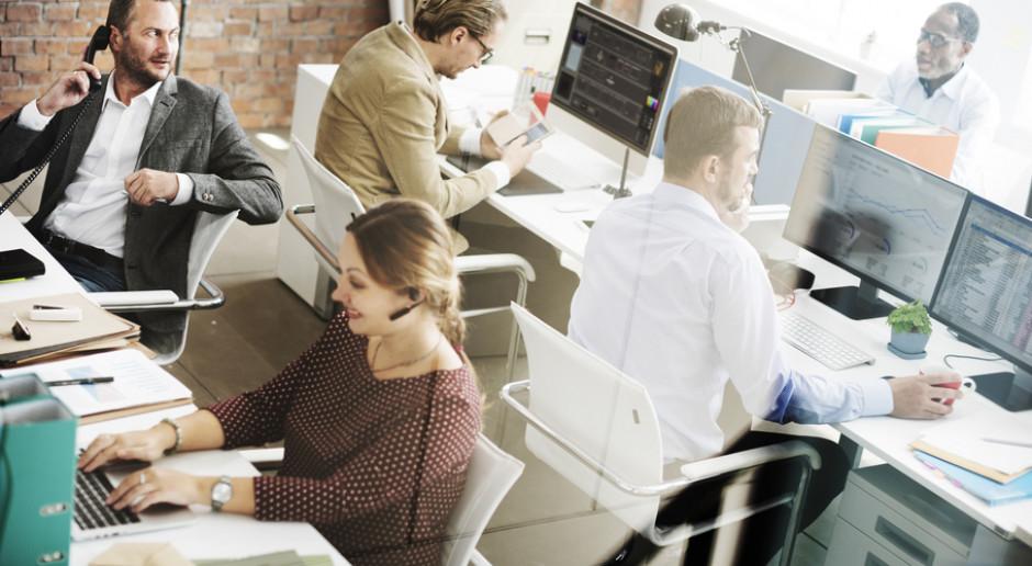 Wyścig na nowoczesne biura