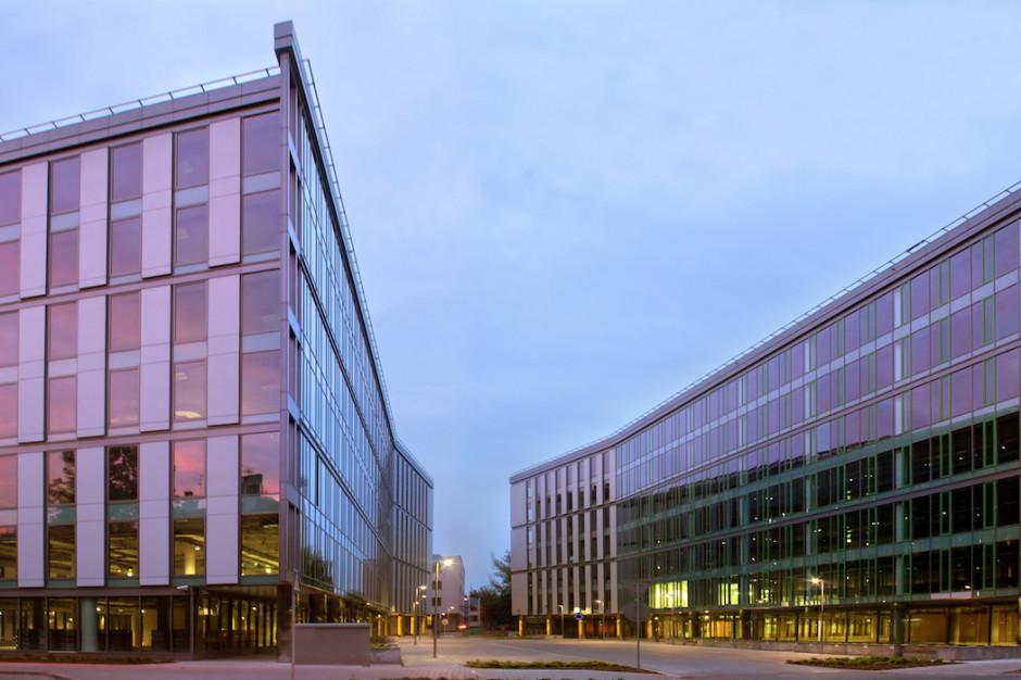 Centrum Biurowe Francuska z certyfikatem