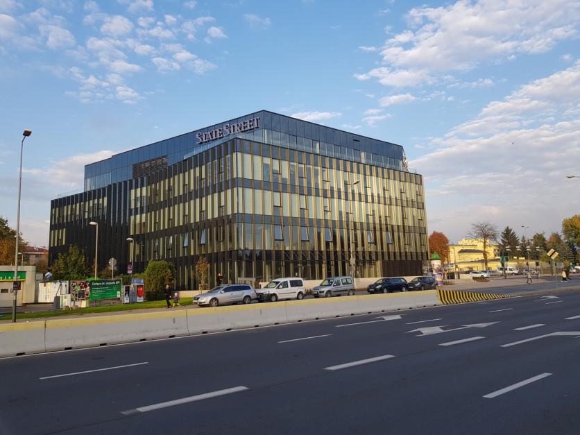 Biurowiec .big w Krakowie