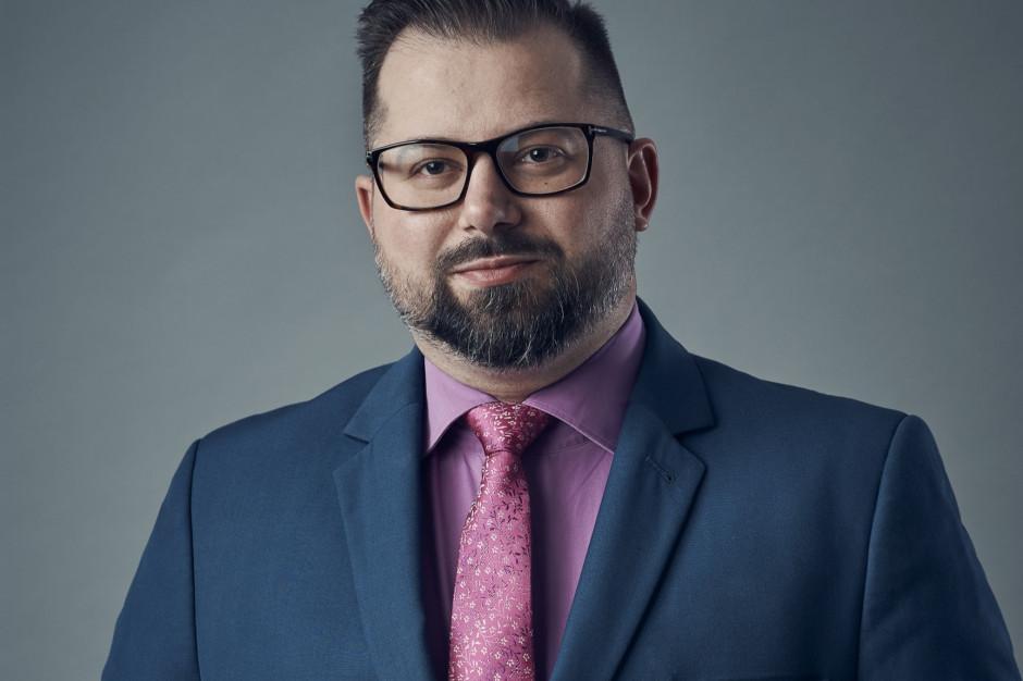 Nowy dyrektor w DoubleTree by Hilton Łódź