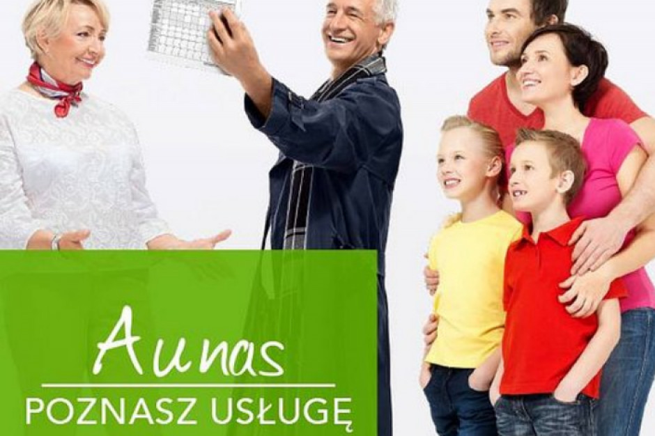 Nowa usługa w Zielonych Arkadach