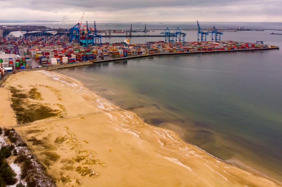 DCT Gdańsk przeładował dwumilionowy kontener