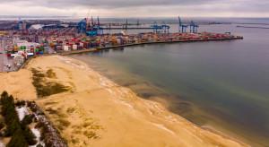DCT Gdańsk rekordzistą na Bałtyku