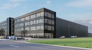 W Gdyni rośnie nowy kompleks WRI Investment