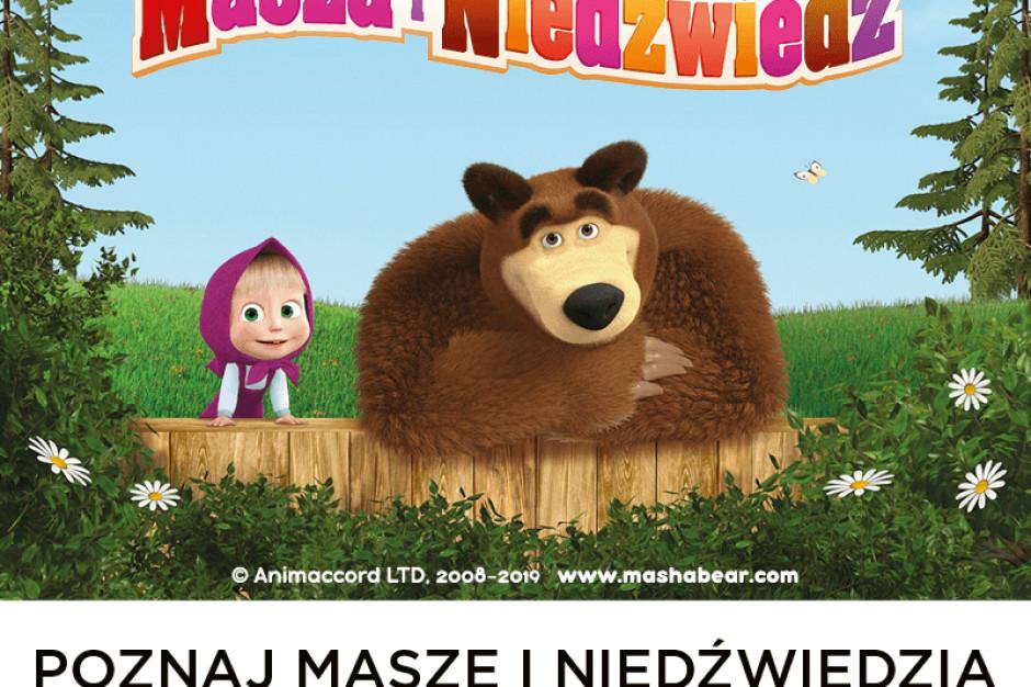 Masza i Niedźwiedź odwiedzą Wrocław