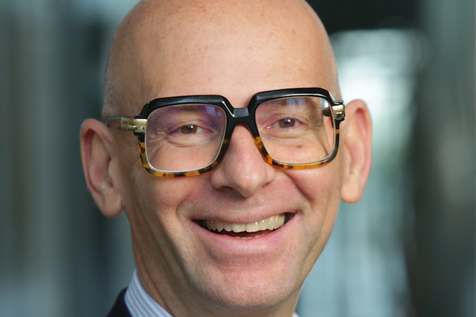 Nowy prezes DHL Express na Europę