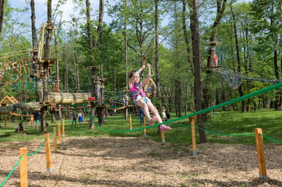 Park przy Gemini Park Bielsko Biała zyska nowe atrakcje