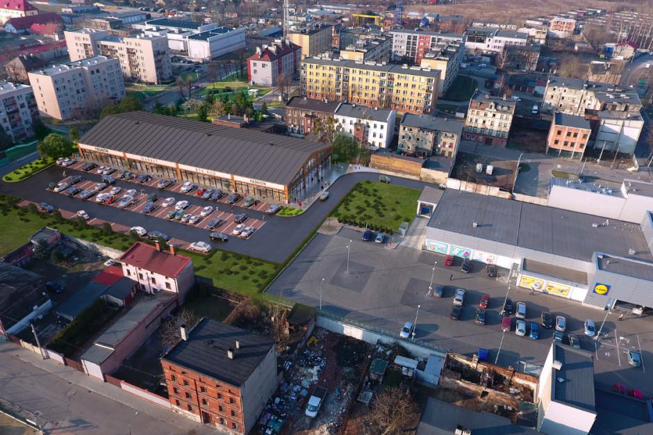 RWS Investment zbuduje park handlowy w Bytomiu