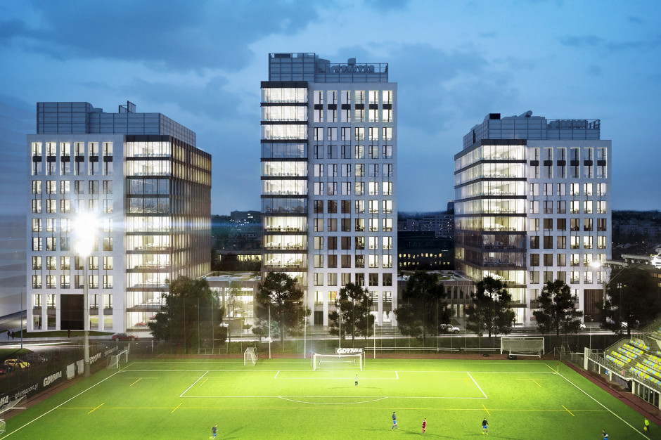 To będzie największy biurowiec w Gdyni