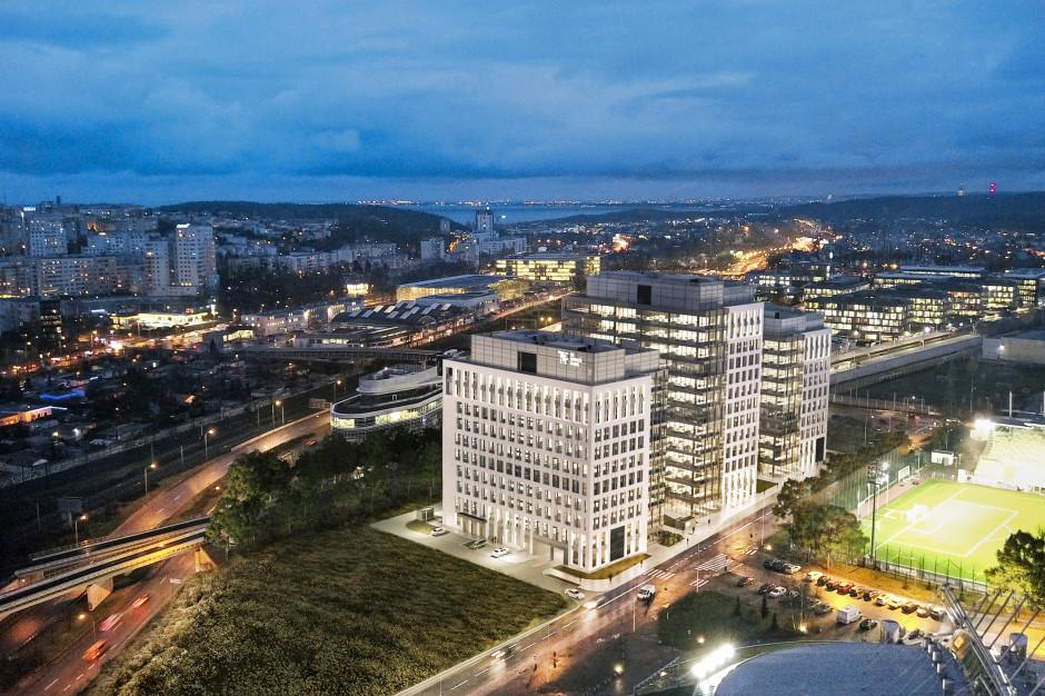 Gdyni potrzebny jest taki projekt. Największy biurowiec w mieście - z kamieniem węgielnym