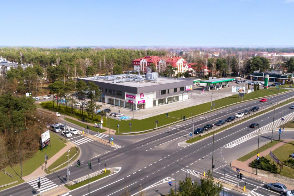 Pierwszy N-Park w Warszawie