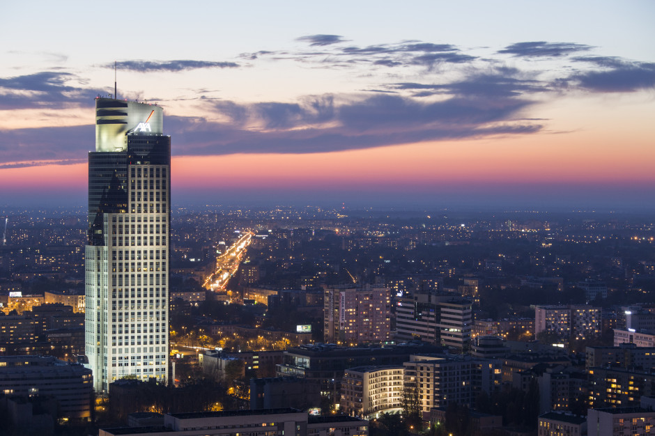Globalworth kupuje wieżowiec w Warszawie i biurowiec w Krakowie