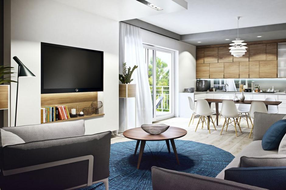 Nova Port: komfortowe mieszkania w Węgorzewie