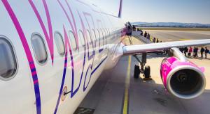 Wizz Air uruchomi 18 połączeń z Kraków Aiport