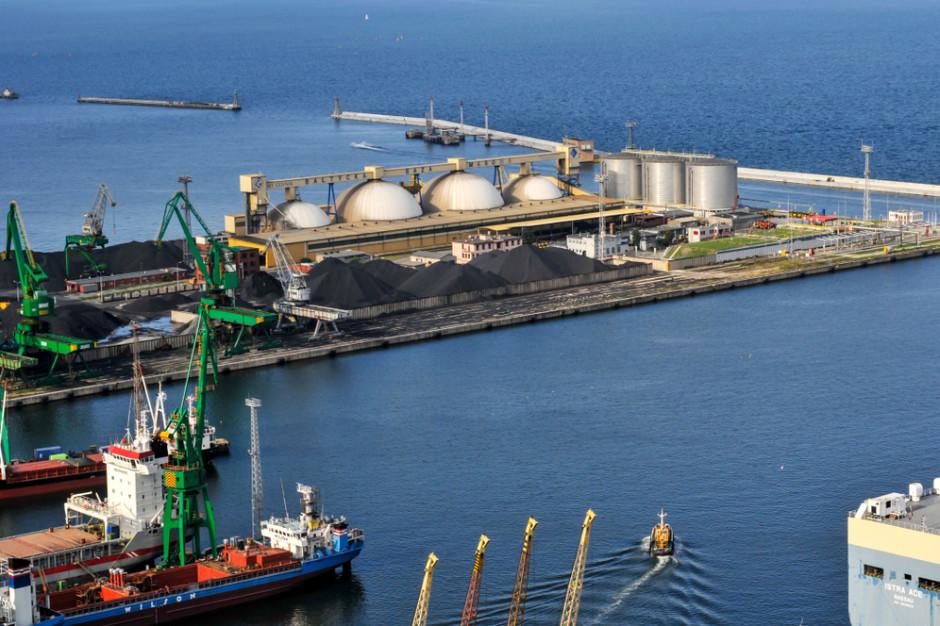 MGMiŻ: duże zainteresowanie brytyjskimi inwestycjami w portach morskich