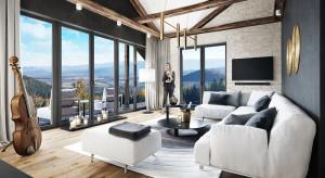 Karpatia: apartamenty na stoku