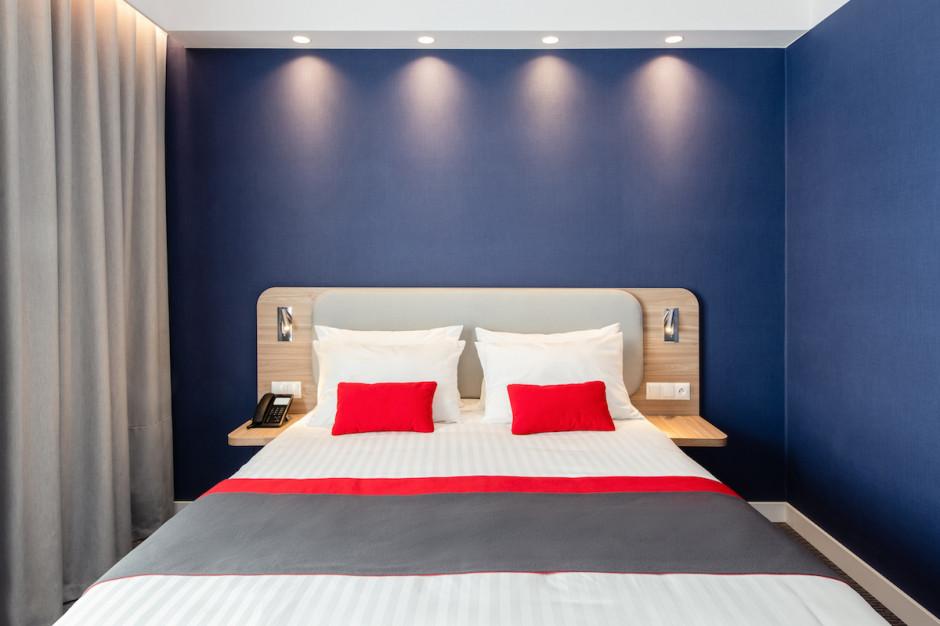 Tak będzie wyglądał pokój w Holiday Inn Express w Jasionce