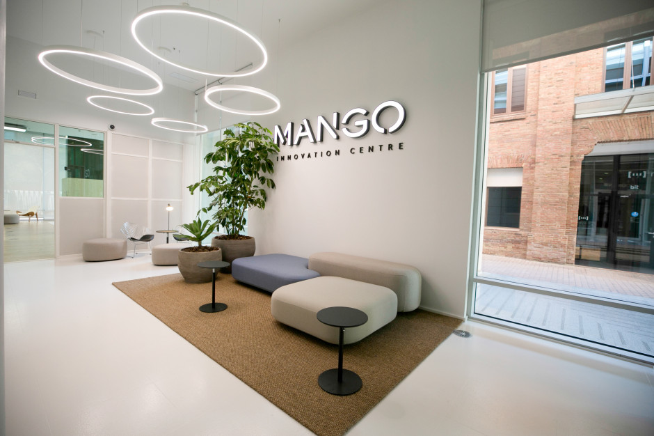Mango chce zostać cyfrowym liderem. Koncern inwestuje w centrum innowacji
