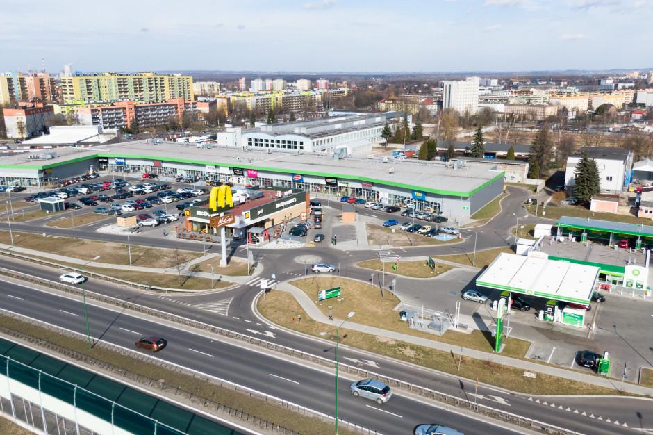 Raport o parkach handlowych w Polsce