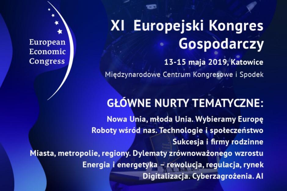 Wicepremier, ministrowie i prezesi firm na Europejskim Kongresie Gospodarczym w Katowicach
