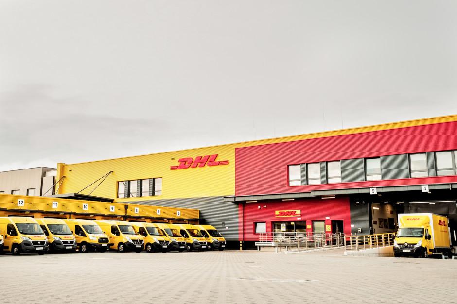 Nowe otwarcie w Szczecinie. DHL Express zwiększa swój potencjał