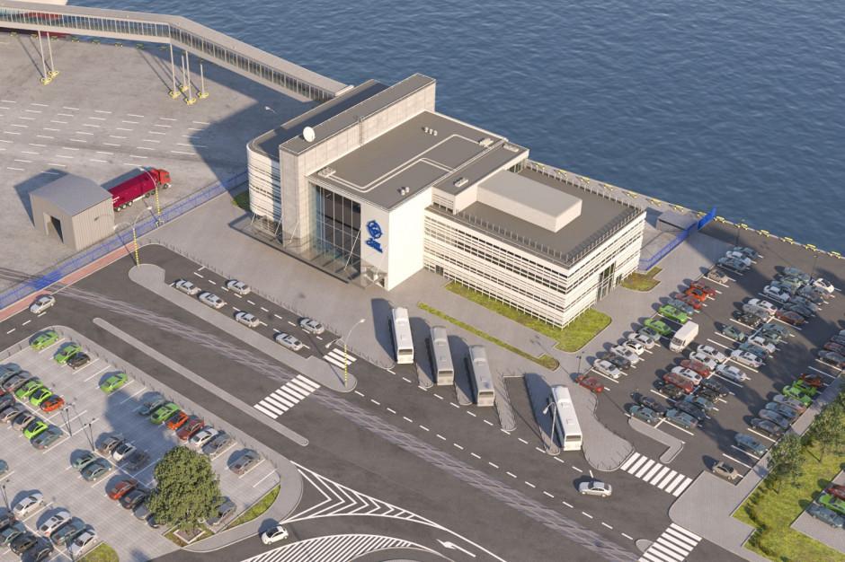 Port Gdynia planuje inwestycję pozwalającą na obsługę większych statków