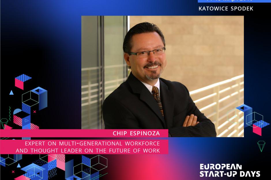 Światowej sławy badacz pokolenia milenialsów na European Start-up Days w Katowicach