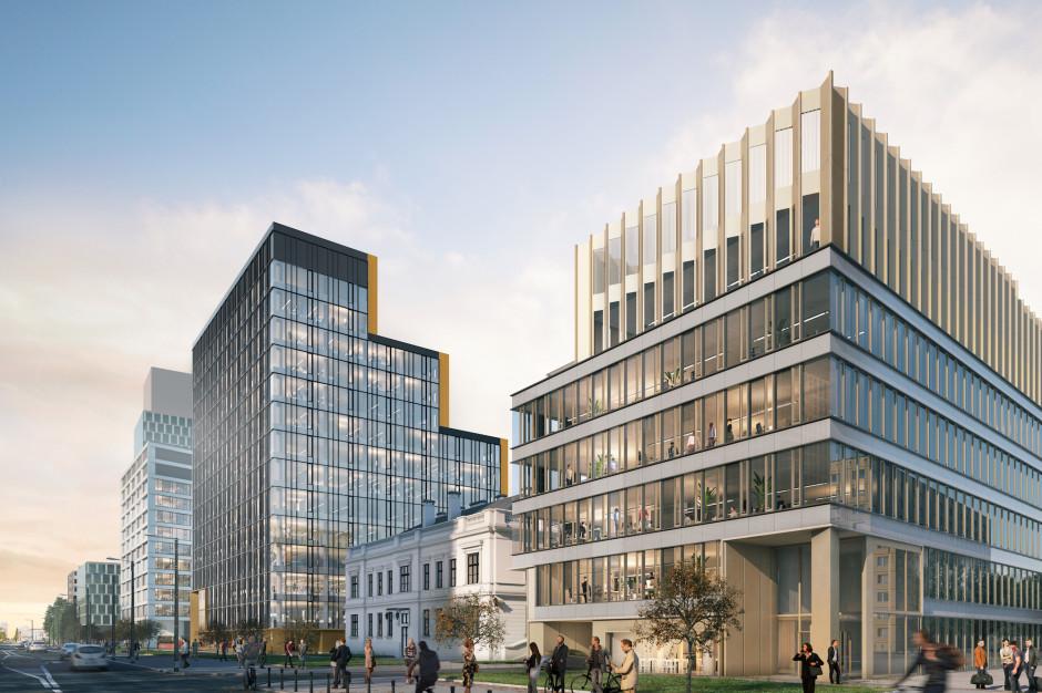 Biura w Browarach rosną jak na drożdżach