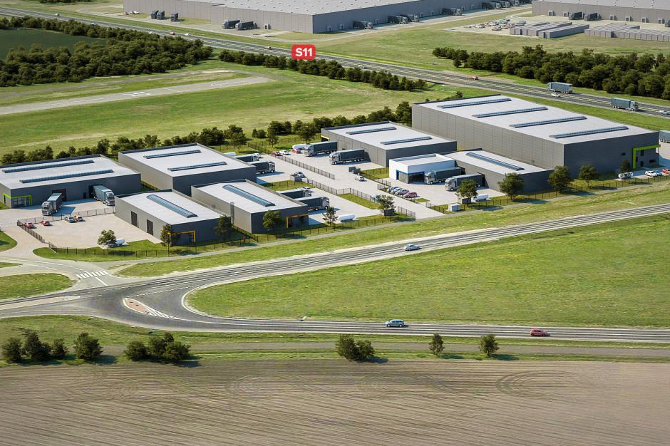 Jakon inwestuje w nowy park przemysłowy